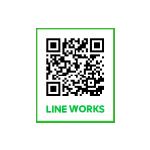 QRコードでLINEを登録し担当へ問い合わせ